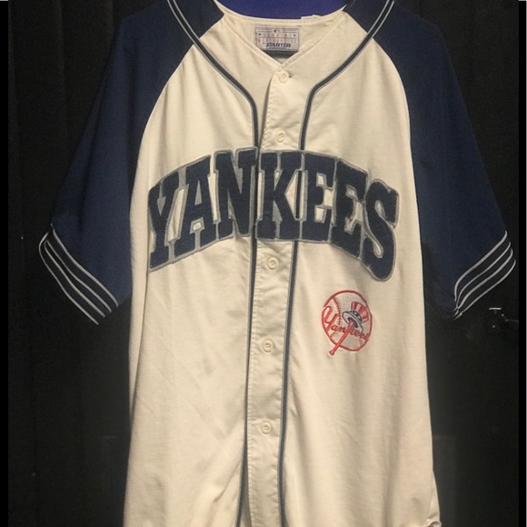 size 40 3df81 1044d Vintage Starter Yankees Don Mattingly Jersey